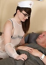 Natalie Mars the Naughty Nurse