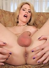 Delia DeLions loves getting some Super Ramon cock!